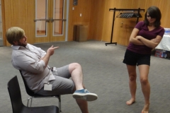teachers acting