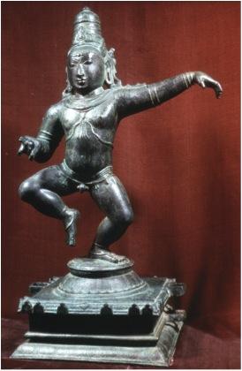 Bala Krishna, dancing
